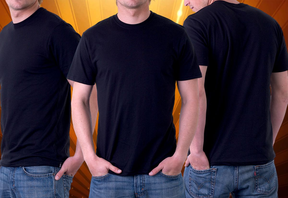 http://www.psdchamber.com/black-t-shirt-template/ | PSD Mock up ...