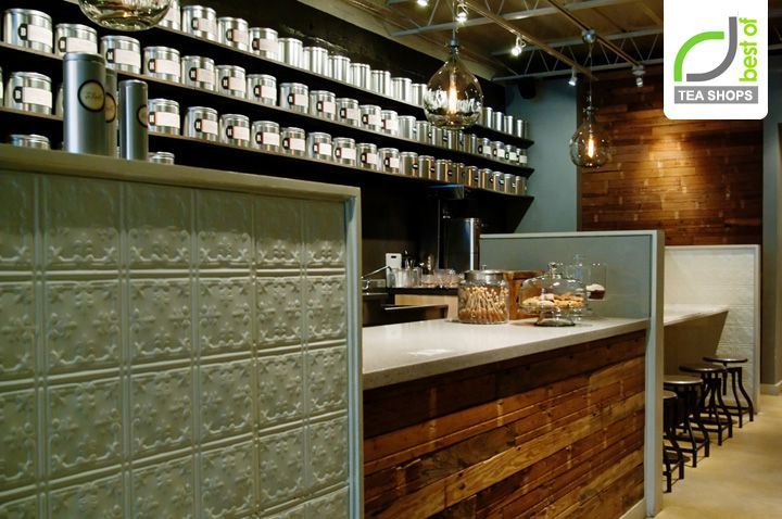 Tebella Tea Shop By Chris Rossi Studio Tampa With Images Tea