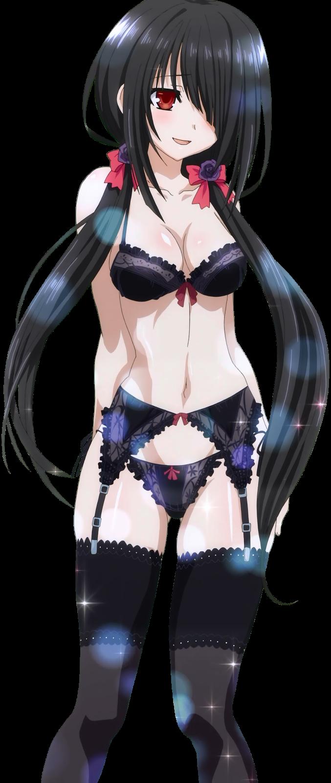 Kurumi tokisaki porno