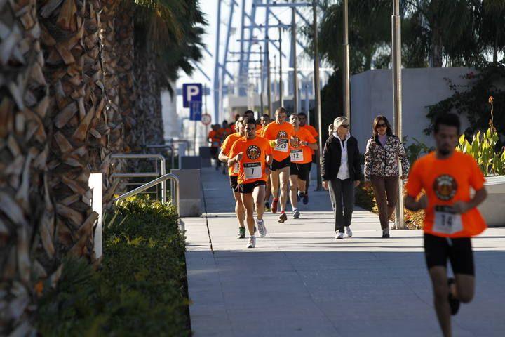 Carrera Beer Runners Málaga 2013