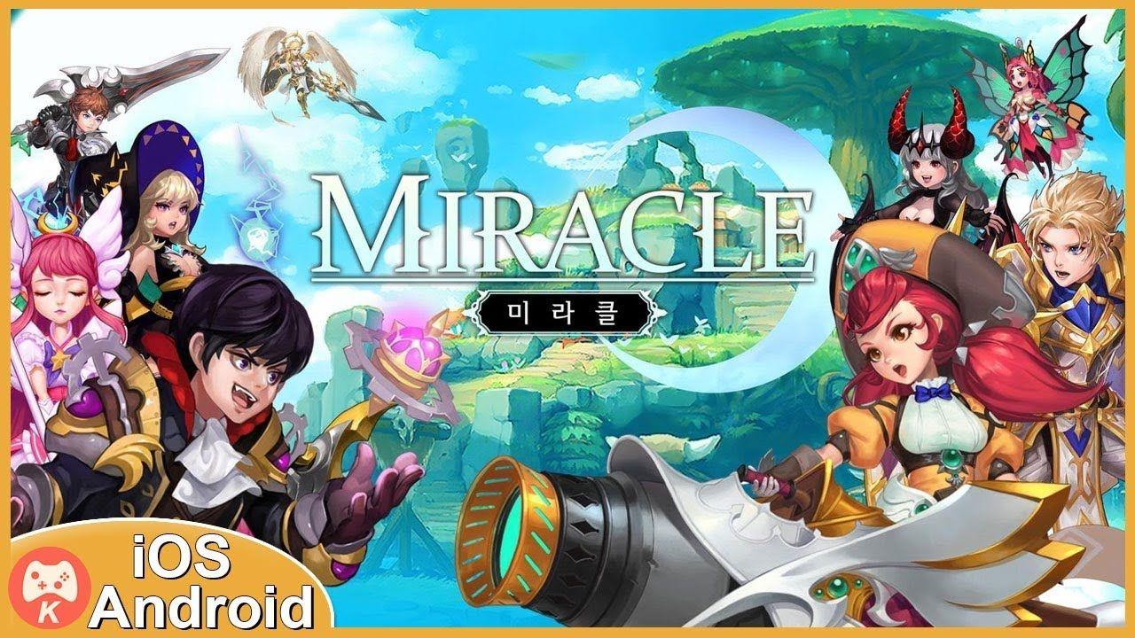미라클 Miracle Gameplay iOS Android Games