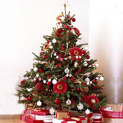 6 budget christmas tree and wreath ideas - How Much Do Real Christmas Trees Cost