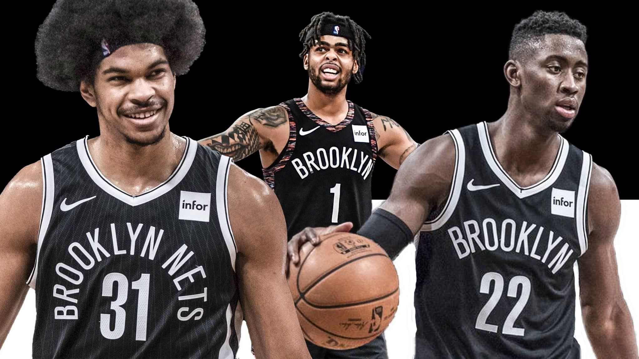 Image result for julius randle nets