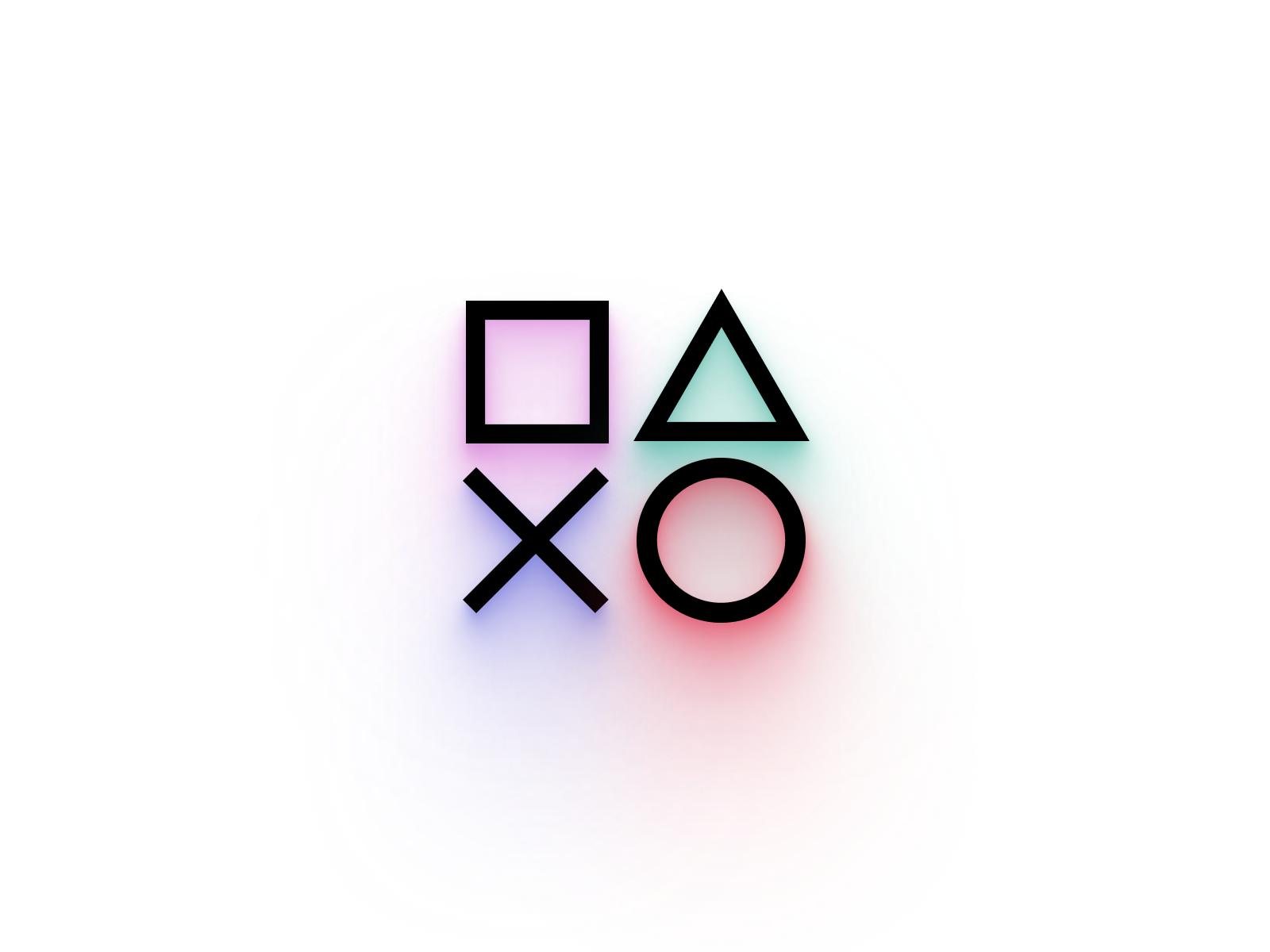 Playstation 4 Symbols Papel De Parede Lol Imagens Para Wallpaper Papel De Parede Games