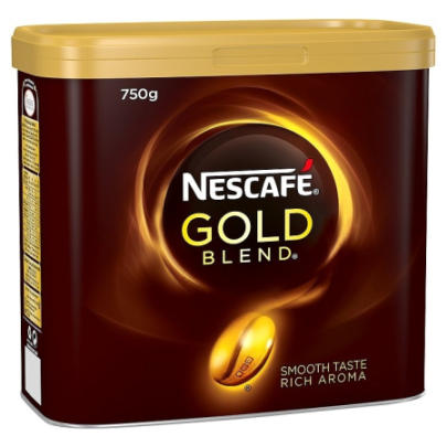 Nescafe gold blend coffee 750g in 2020 Blended coffee