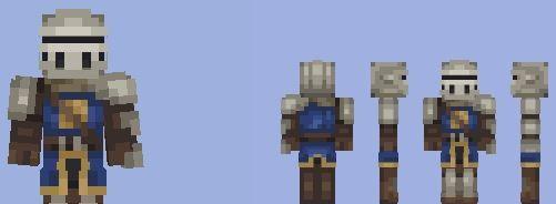 Dark Souls Elite Knight Skin Minecraft Mods Minecraft - Skins fur minecraft 1 8