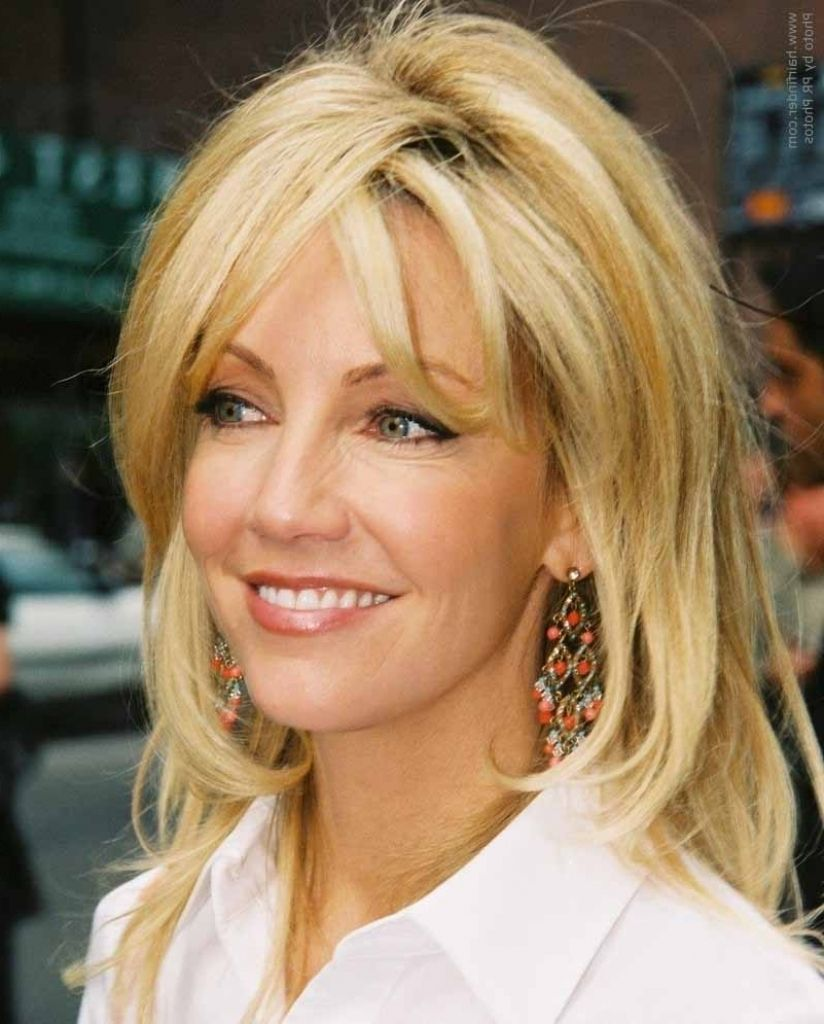 long hair cuts for older women long hairstyles for older