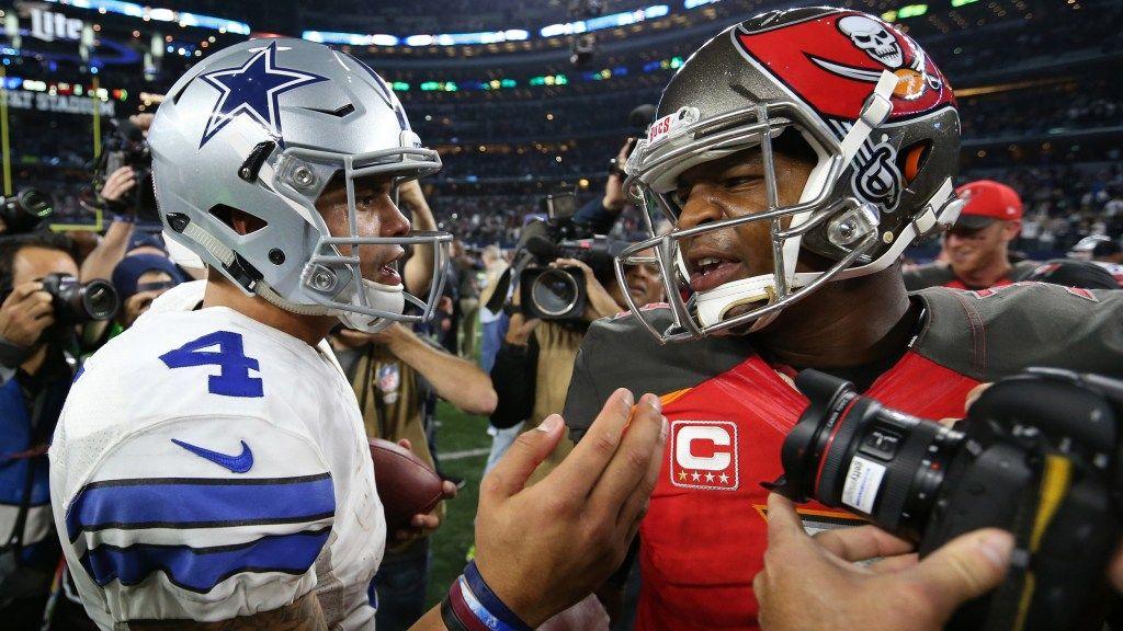 Fantasy Football Debate Dak Prescott vs Jameis Winston
