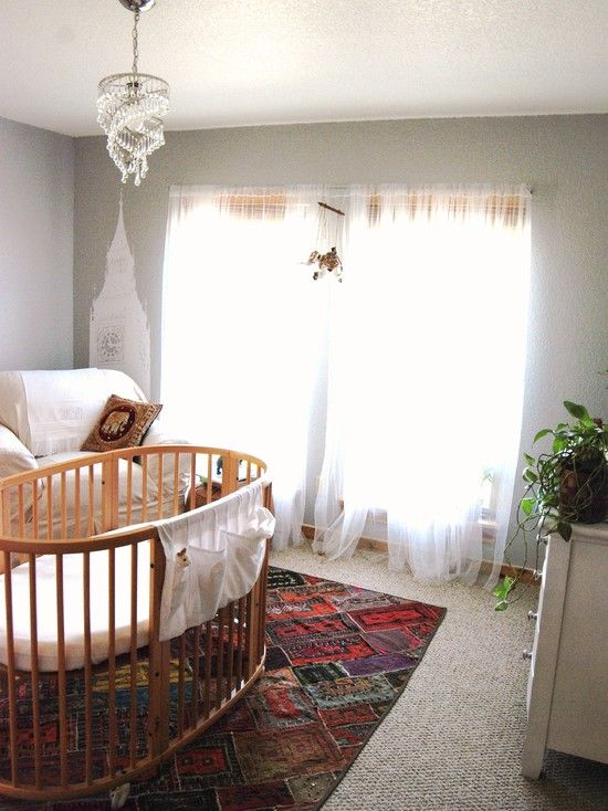 I LOVE This it's simple yet defined.  Spaces Nursery Themes For Baby Boys Design, Pictures, Remodel, Decor and Ideas - page 17