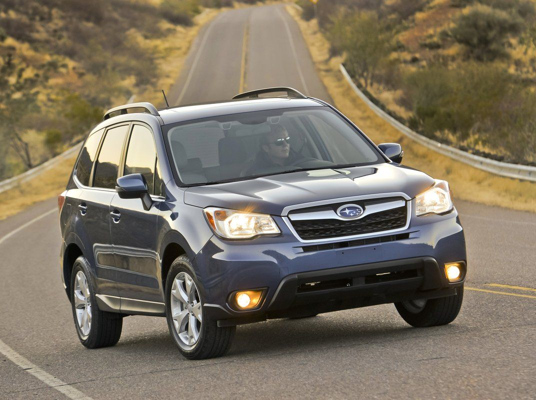 2014 Subaru Forester First Drive Small Luxury Cars Subaru Forester Subaru
