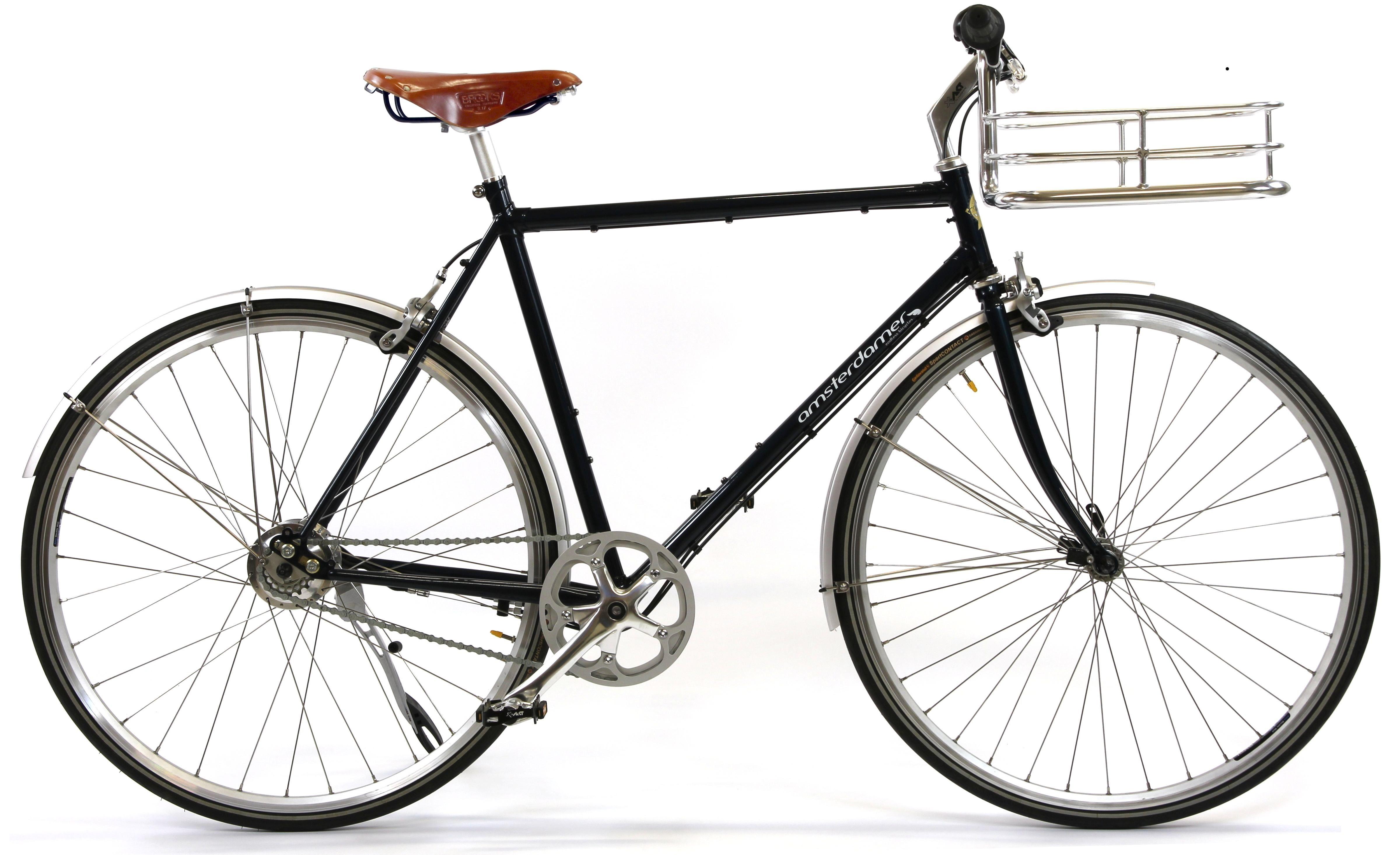 Accroche Velo intérieur velo agathe high porte bagage cadre homme | bike | pinterest