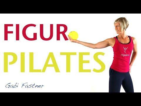 �️ 32 min. Pilates Kurs mit dem Jacaranda Ball