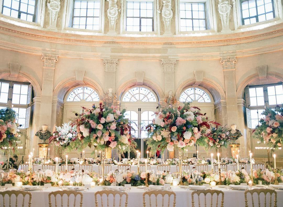 Luxury Setting   Paris wedding, Wedding planner, Wedding ...