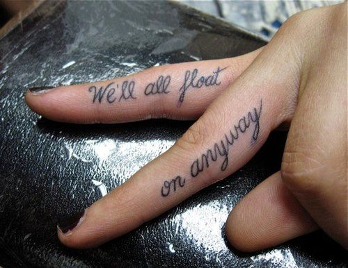 anyway @Chelsea Wonenberg ink Pinterest Tatoo frases, Letras