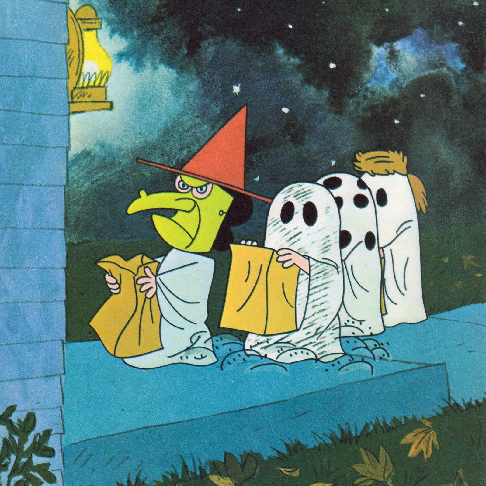 peanuts halloween - Charlie Brown Halloween Book
