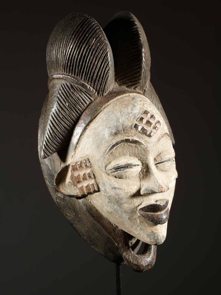 masque africain afrique du sud