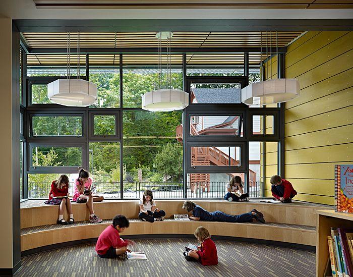 Epiphany School : By Miller Hull Partnership ~ HouseVariety