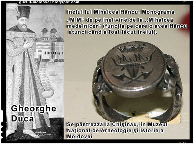 9 decembrie 1671 – Răscoala lui Mihalcea Hâncu | Personalized items,  Moldova, Items