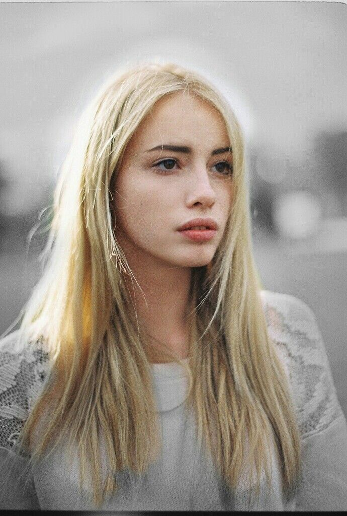 Blonde Character Inspiration: Character Inspiration, Female