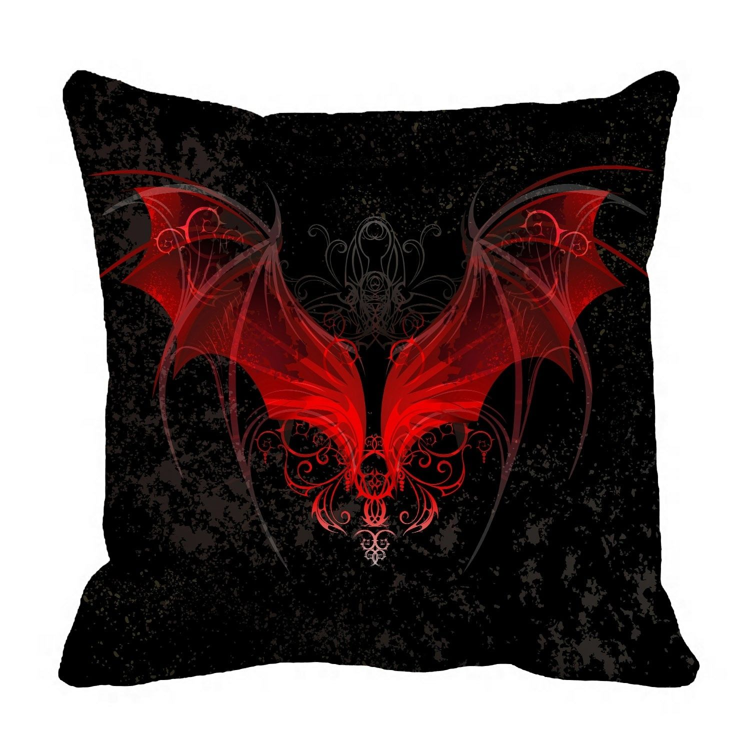Red dragon wings Pillow?Case?Pillow?Cover?Cushion?Cover