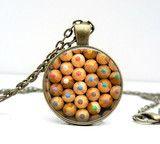 For your favorite teacher! Colored Pencil Necklace | Lizabettas