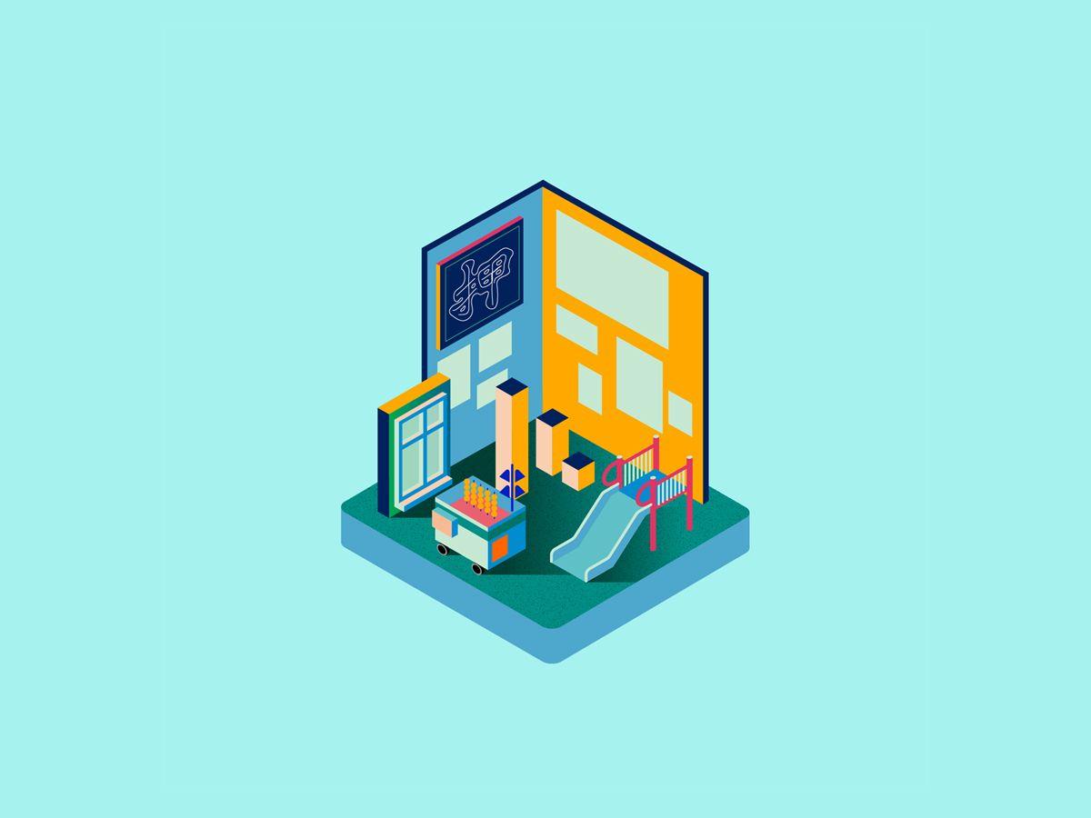 Blue House Studio on Behance