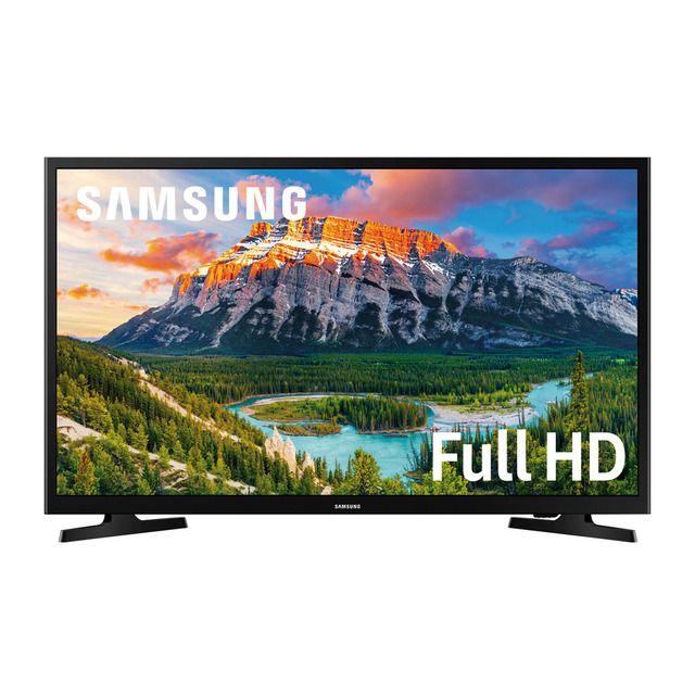 Samsung Tv Led 80 Cm 32 Samsung Ue32n5305 Full Hd En 2020