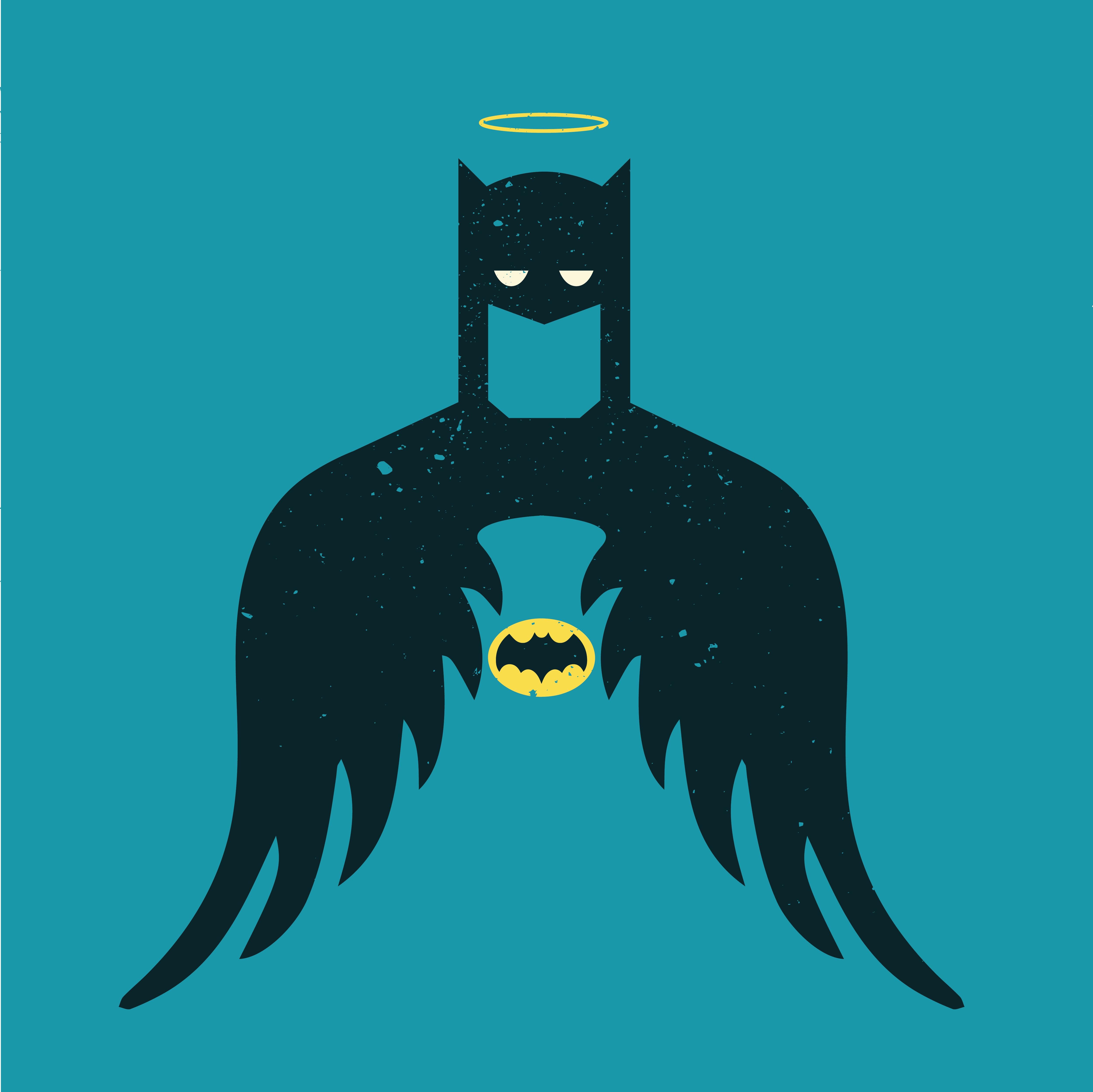 Batman Batman Handmade Logo Design Batman Art