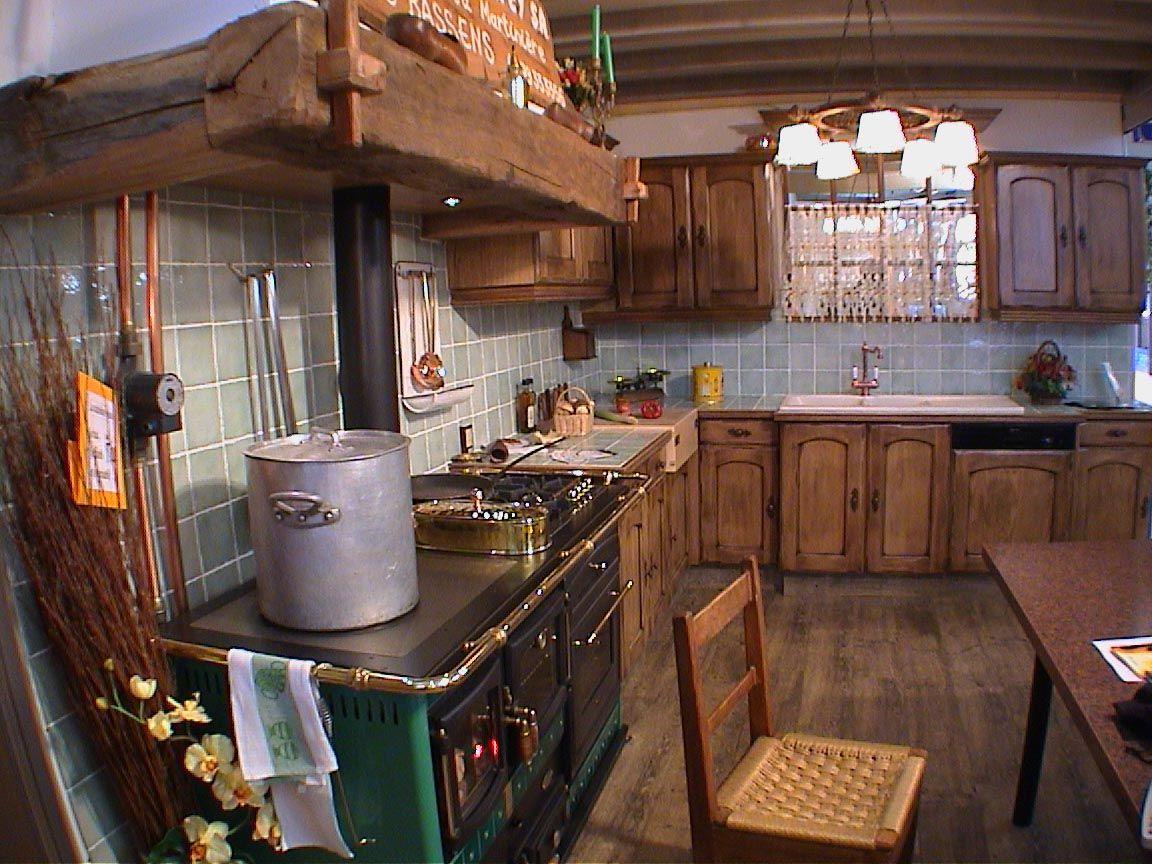 Dise o de interiores cocinas rusticas buscar con google - Cocinas rusticas de campo ...