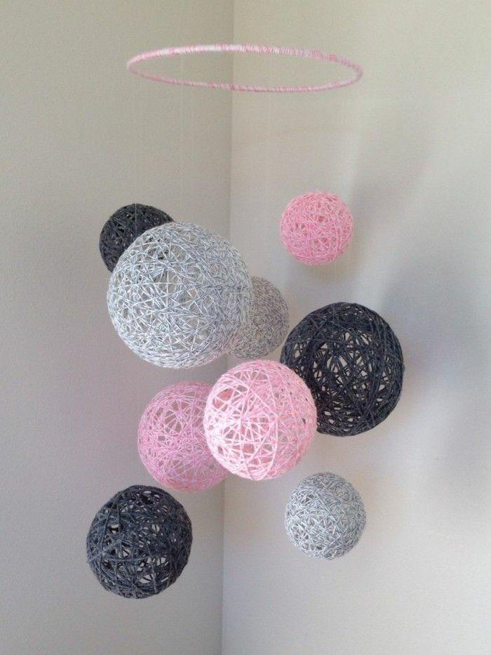 Photo of 69 kunstvolle DIY Ideen, wie man hängende Mobiles selber machen kann