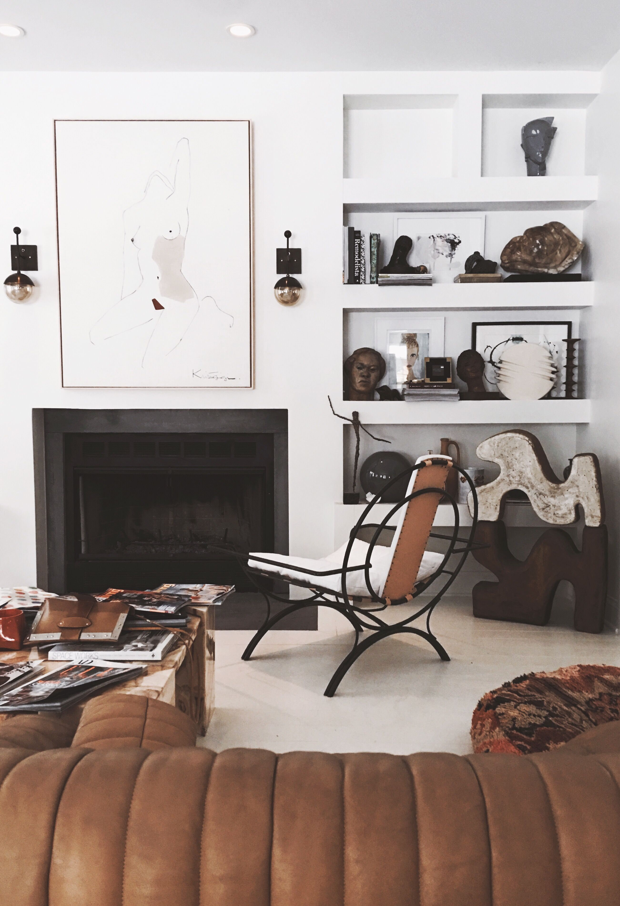 fleamarketfab living room it s all about those chairs rh pinterest com