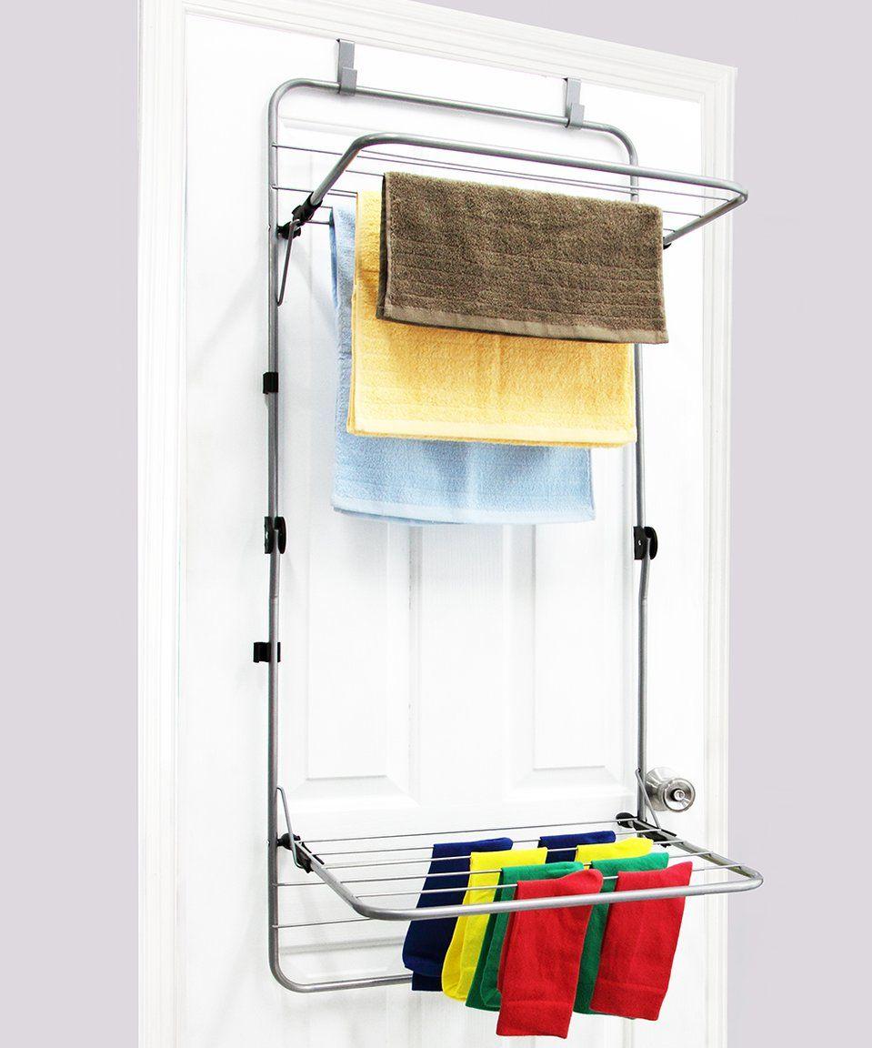 Loving This Vanderbilt Home Flip Fold Over The Door Dryer Rack