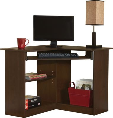 Staples Has The Easy2go Corner Computer Desk Resort Cherry You Need