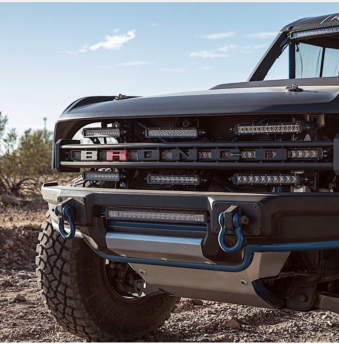 Pin by Kenyon Edwards on Rapped Up! Ford bronco, Bronco
