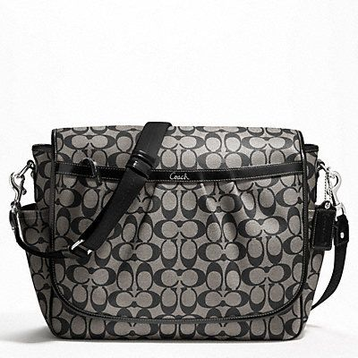 cd054e7691af Coach Diaper Bag Review