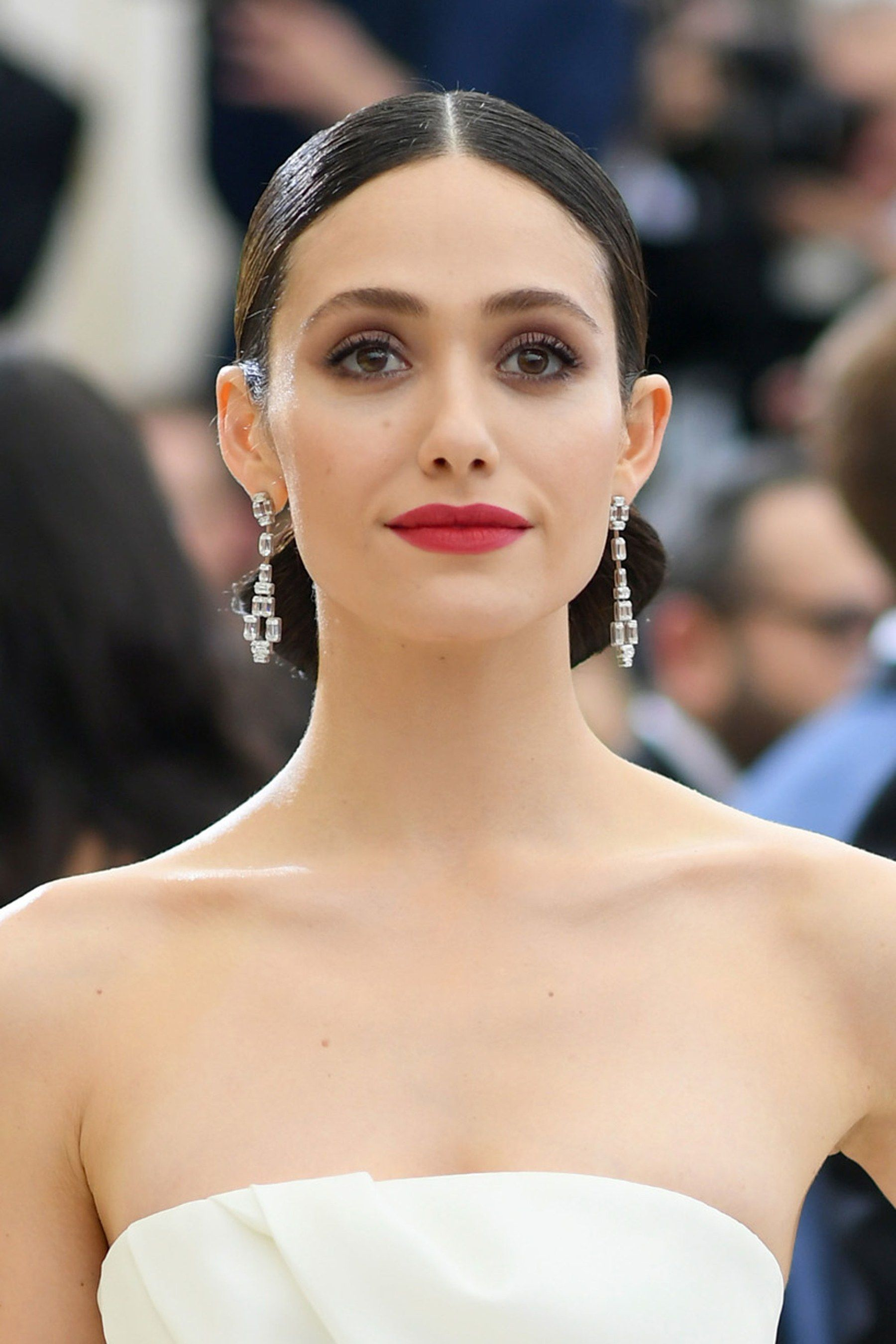 Every lipstick celebs wore on the red carpet at the met