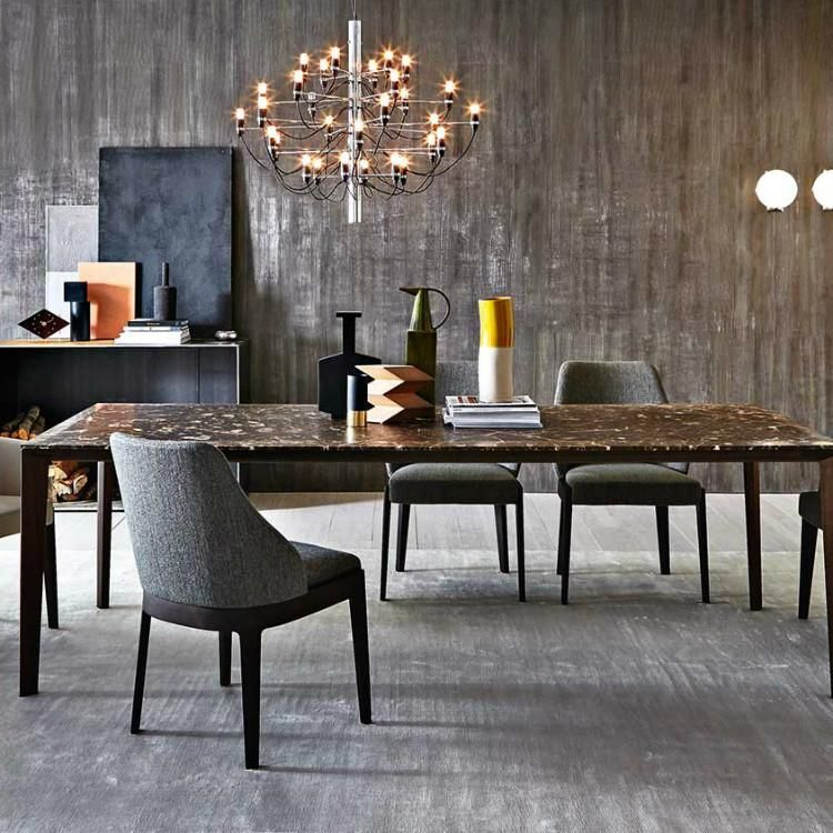 Chelsea Dining Chair By Molteni C In 2020 Modern Dining Room