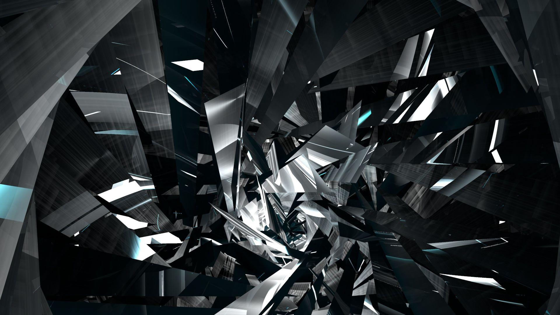 Shattered Glass Wallpaper 2 Shattered Glass Glass Building Wallpaper