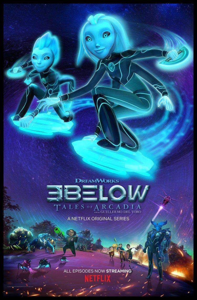 Season 2 Of DreamWorks Animation 3Below Tales Of Arcadia