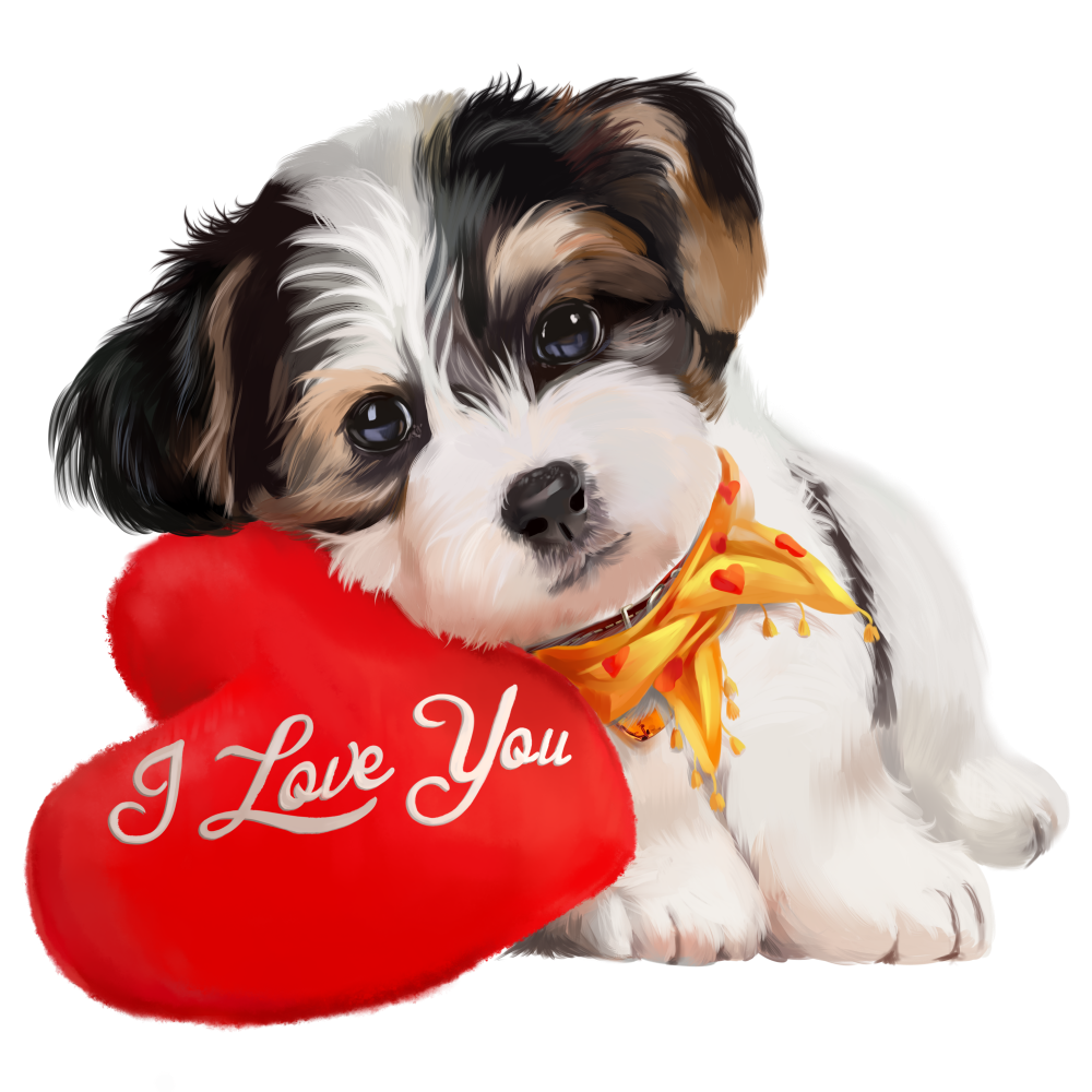 Pin By Aleksandra Tomala On Gify In 2020 Puppy Art Animals Dog Drawing