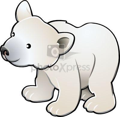 polar bear clip art clip art polar bear clip art stock vector rh pinterest com polar bear clip art printable polar bear clipart transparent