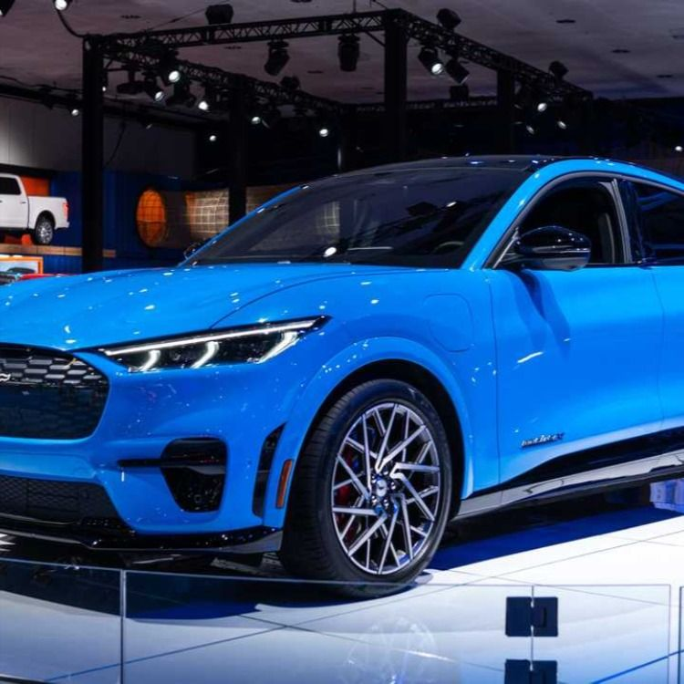 2021 FORD MUSTANG MACHE Ford mustang, Mustang, Ford
