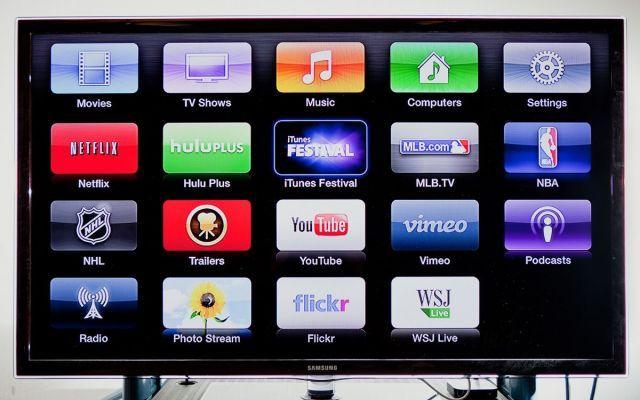 E' arrivata Apple TV anche in italia. Rivoluzionerà il nostro modo di vivere. Se poi questo nuovo dispositivo della Apple andrà a rivoluzionare completamente le periferiche presenti nelle nostre case, soltanto il tempo lo potrà dire; ma di sicuro la Apple TV rappresenta un sos #apptv #creareapp