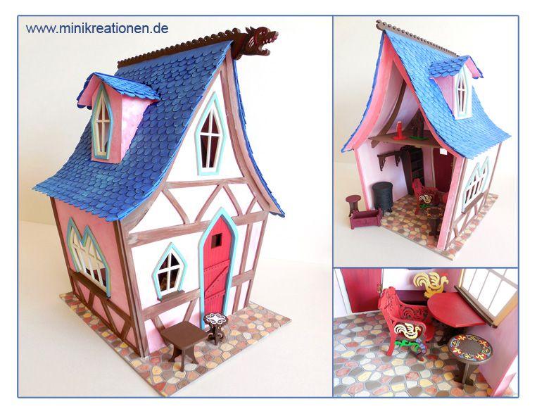 Puppenhäuser und Miniaturen für Sammler, Linkliste und Tutorials