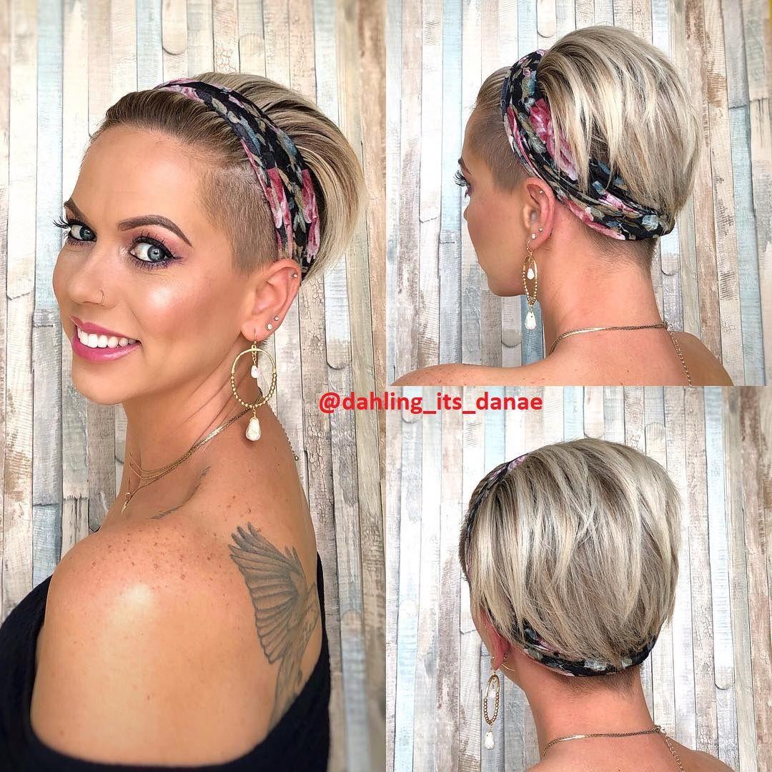 Bandana Frisuren für kurze Haare Kurzhaar Frisuren - Frisuren Stil