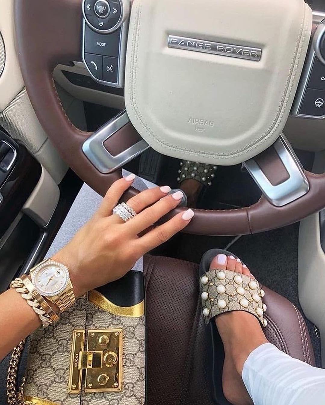 Cruising In Gucci Guccicommunity In 2020 Preppy Car Accessories