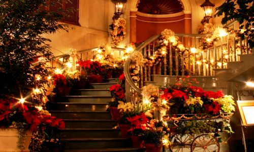 CHRISTMAS DECORATION IDEAS IMAGES Elegant Outdoor Christmas