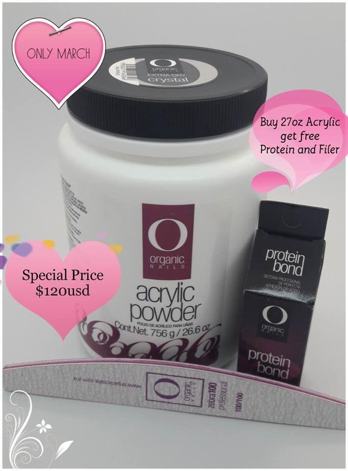 Acrylic Powders And Liquids Organic Nails Acrylic Clear Powder 26oz Free Protein Bond And Filer Buy It Now Only Organic Nails Acrylic Powder Acrylic Nails