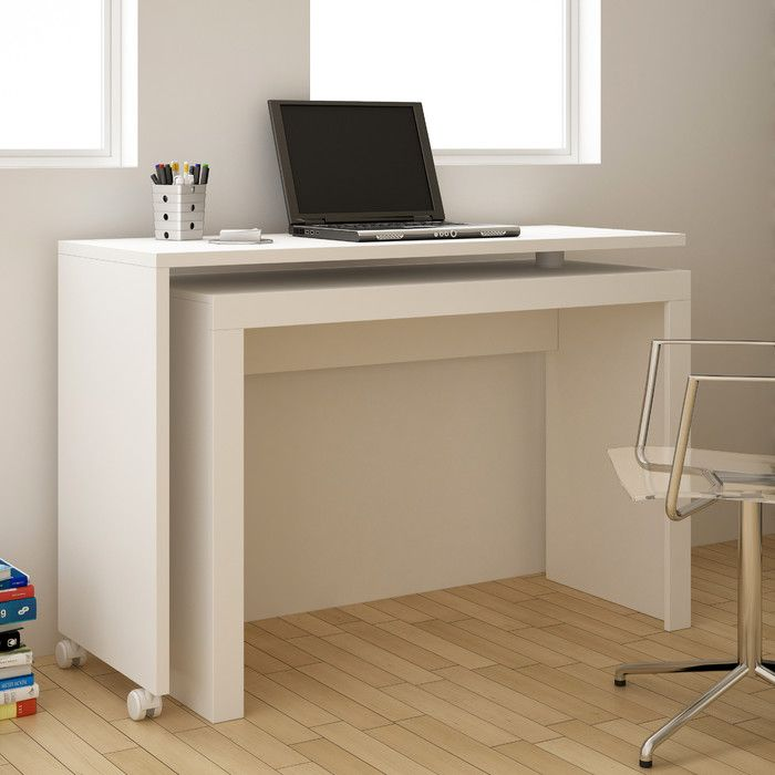 Zipcode™ Design Erica L-Shaped Writing Desk & Reviews | Wayfair