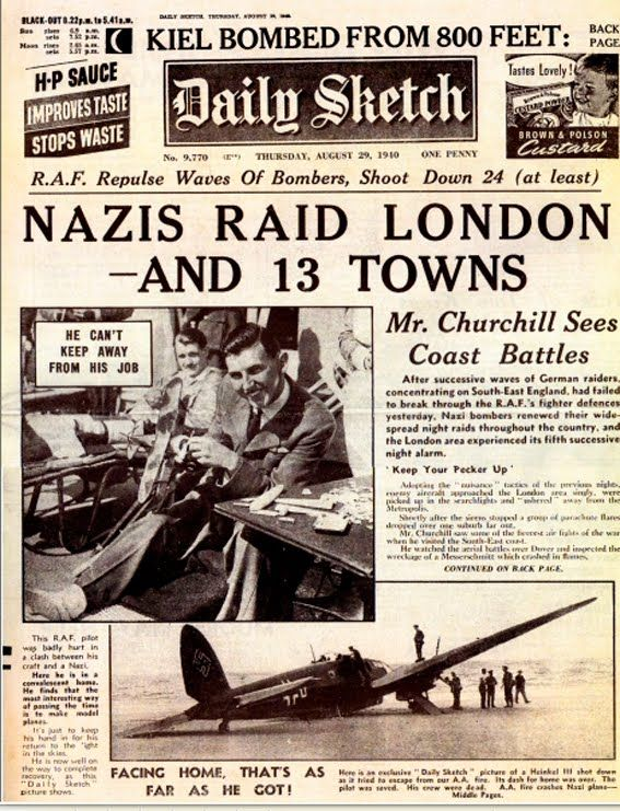 """history blitz coursework The """"forgotten blitz"""" in ww2 that left over the course of the two nights 439 bombers dropped more than 1,000 bombs a history of german air."""